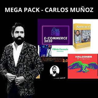 Mega Pack - Carlos Muñoz