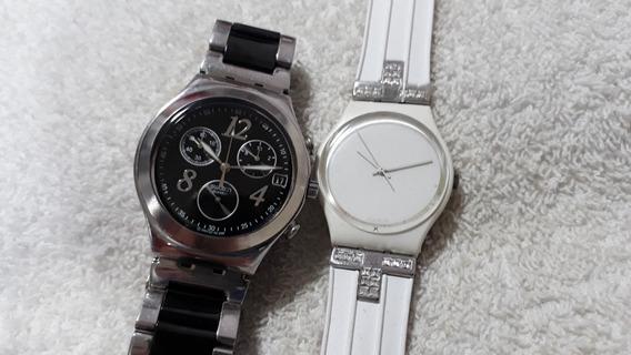 Relógio Swatch Irony Cronógrafo, Coleção 2006 - Lindo !
