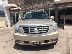 Cadillac Escalade 6.2 Paq A Confort 4x2 At 2007
