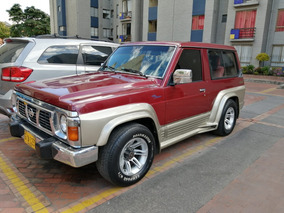 Nissan Patrol Ky60 Coupe