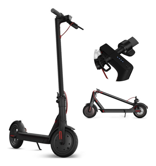 Monopatin Asis Pro Electrico Scooter 25 Km Nuevo