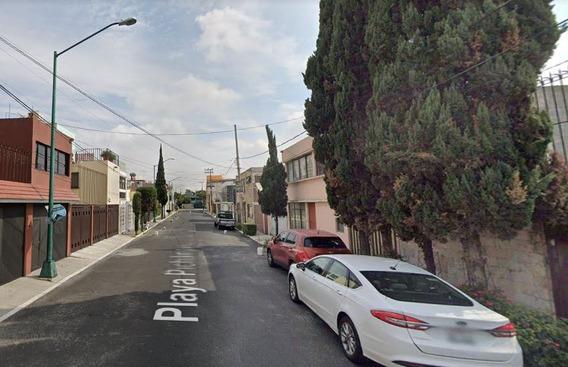Casa En Reforma Iztaccihuatl (iztacalco) Remate $980,000.00