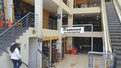 Dos Tiendas Cada Tienda De 6.5m2