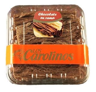 Chocolate En Rama X 100 Gr - Los Carolinos