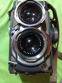 Câmera Fotográfica Baby Rolleiflex 1957