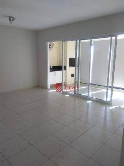 Apartamento Residencial Para Locação, Jardim Tarraf Ii, São José Do Rio Preto. - Ap1404