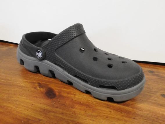 Crocs Negras Usadas