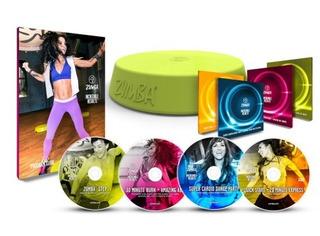 Zumba Fitness Polishop 6 Dvds Português/br + Super Brindes