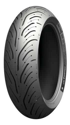 Cubierta Michelin 190 55 17 Zr Pilot Road 4 Pista Fas Motos