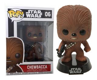 Funko Pop 06 Chewbacca Star Wars