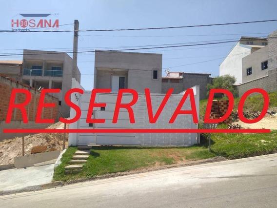 Sobrado Com 3 Dormitórios À Venda, 180 M² Por R$ 260.000 - Residencial Santo Antônio - Franco Da Rocha/são Paulo - So0883