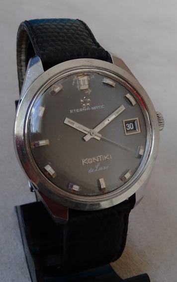 Relógio Eternamatic Kontik De Luxe