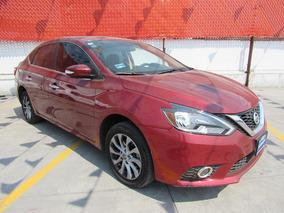 Nissan Sentra 1.8 Advance Cvt Con Garantia Oportunidad!!!!