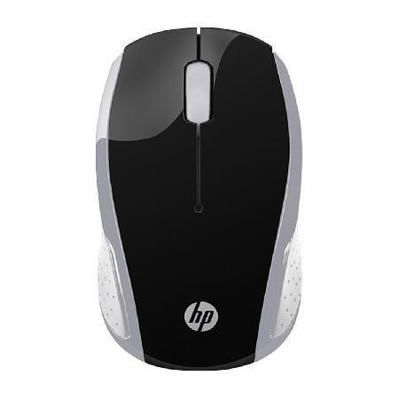 Mouse Sem Fio Hp X200 Oman Preto X6w31aaabl Original