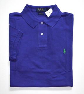 Camisa Polo Ralph Lauren Tamanho G / L Original Classic Fit
