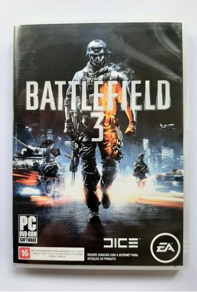 2 Jogos Pc - Battlefield 3 ( Duplo) + Need For Speed Pursuit