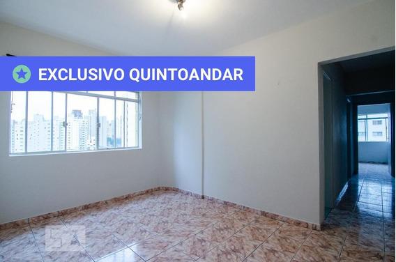 Apartamento No 7º Andar Com 1 Dormitório - Id: 892968859 - 268859