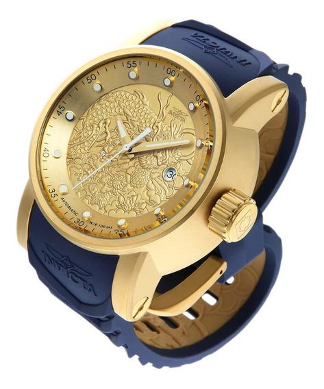 Relógio Invicta S1 Yakuza 18215 Original Garantia 2 Anos
