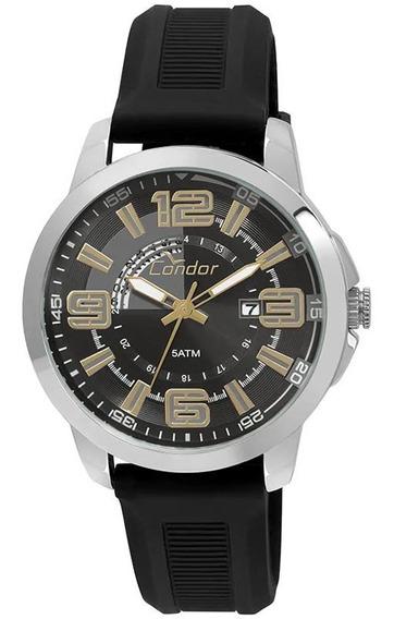Relógio Condor Masculino Co2115yd/8p C/ Garantia E Nf