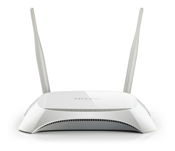 Router Inalámbrico Wifi Tp Link Tl-mr3420 3g 300mbps