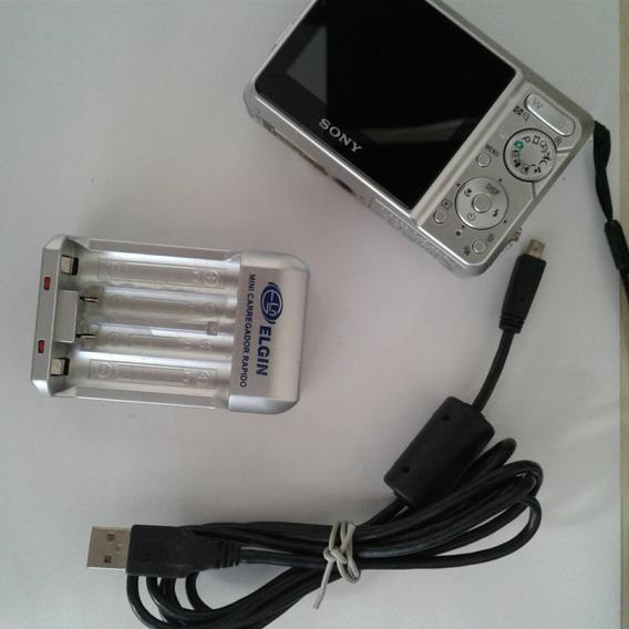 Camera Sony Cyber-shot 7.2 Mega Pixels Dsc-s730