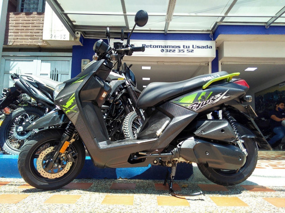 Yamaha Bws X Fi Modelo 2020 ¡cómo Nueva! Recibimos Tu Usada