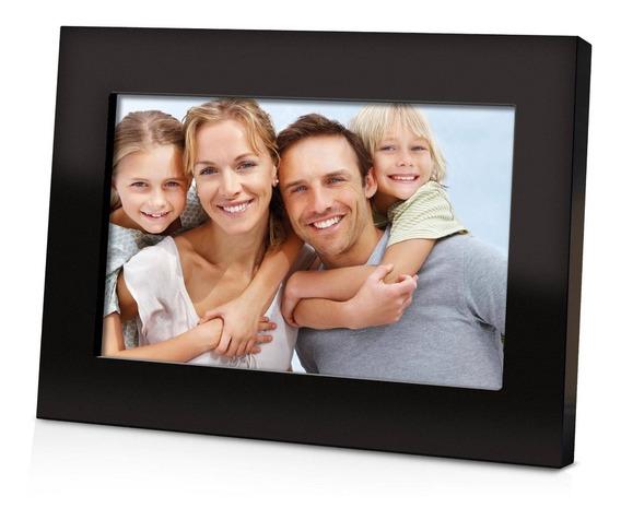 Porta Retrato Coby Dp-700 Digital 7 Polegadas Sem Acessórios