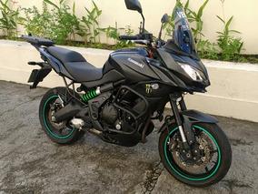 Kawasaki Versys 650 Ano 2017 C/abs
