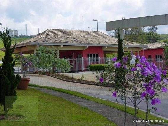 Terreno Residencial À Venda, Granja Viana, Cotia. - Te0268