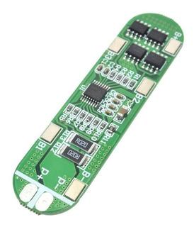 Modulo Placa Protección Cargador 4s Baterías 18650 14.8v 12a