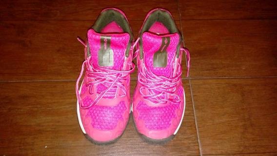 Zapatillas Topper Mujer Rosas