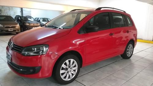 Volkswagen Suran Confortline 2013 C/ Gnc(co)
