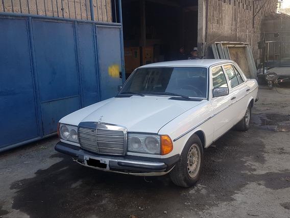Mercedes-benz 300-d 3.0 Diesel 1980