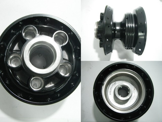 Cubo (roda) Tambor Traseiro Nx/xr150-200 / Xlr (honda)