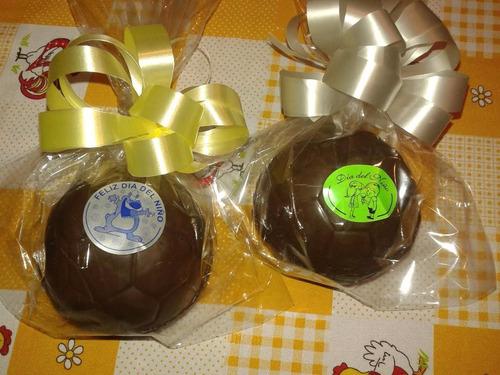 Pelotas De Chocolates Rellena Con Chubi Y Mas