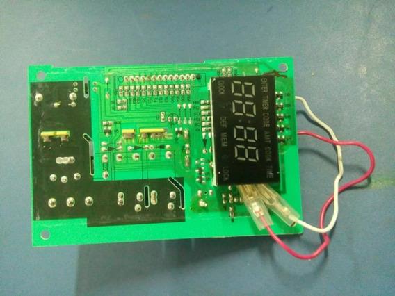 Placa Controle Forno Microondas 127v Philco Pms32 (nova)