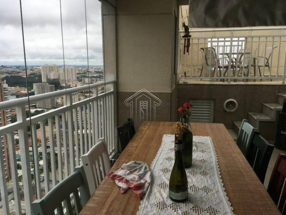 Apartamento Cobertura Para Venda No Bairro Centro, 3 Dorm, 1 Suíte, 3 Vagas, 190 M - 11356gi