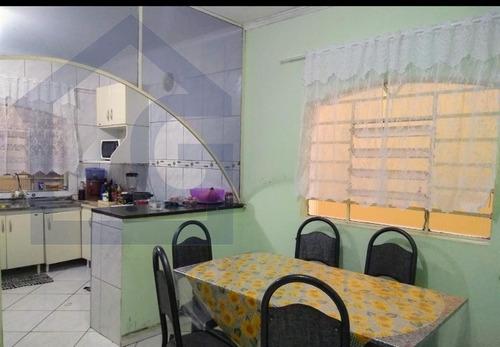 Casa Para Venda, 3 Dormitórios, Condomínio Maracanã - Santo André - 5643