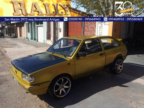 Volkswagen Gol 1991 G1 1600cc Listo Para Transferir