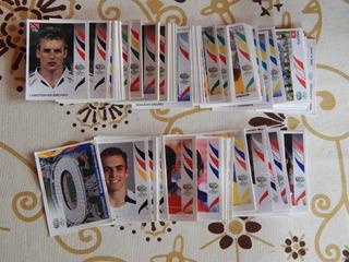 2 Figuritas Mundial Alemania 2006 Sin Pegar Leer Descripción