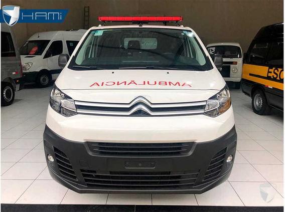 Jumpy Ambulancia Simples Remoção 1.6 Diesel 2019