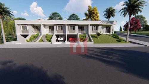 Casa À Venda, 82 M² Por R$ 195.000,00 - Loteamento Nova Santa Cruz - Santa Cruz Do Sul/rs - Ca0201