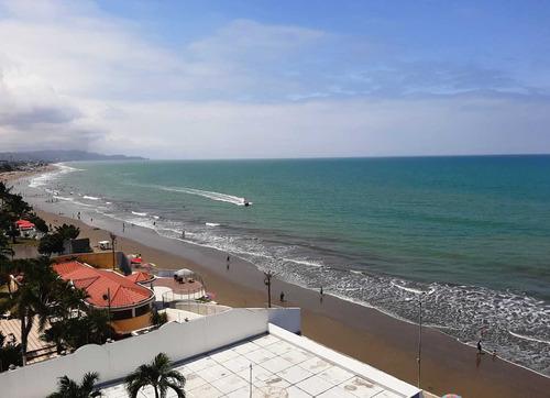 Imagen 1 de 14 de Departamento Exclusivo Tonsupa Frente Al Mar Hermosa Vista