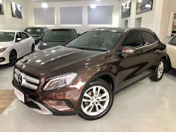 Mercedes-benz Gla 200 1.6 Cgi Advance 16v Turbo Flex 4p Aut