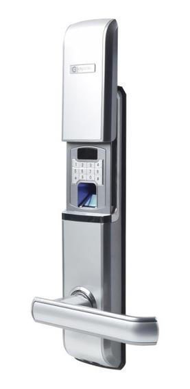 Cerradura Digital Biométrica Doble Cerrojo Derecha Cityclock