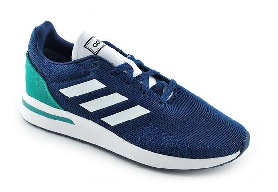 Zapatilla Running Run7os Az/ve adidas Hombre