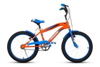 Bicicleta Rodado 20 Bmx Junior Varón 2019 !