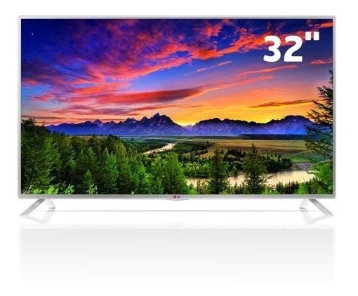 Tv LG 32 Lb560b Tela Trincada (não Da Imagem)