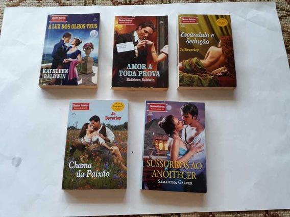 Livros De Romance Do Século Xix De Banca De Jornal