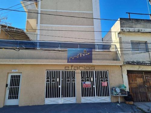 Imagem 1 de 16 de Studio Com 1 Dormitório Para Alugar, 40 M² Por R$ 800,00/mês - Jardim Maringá - São Paulo/sp - St0531